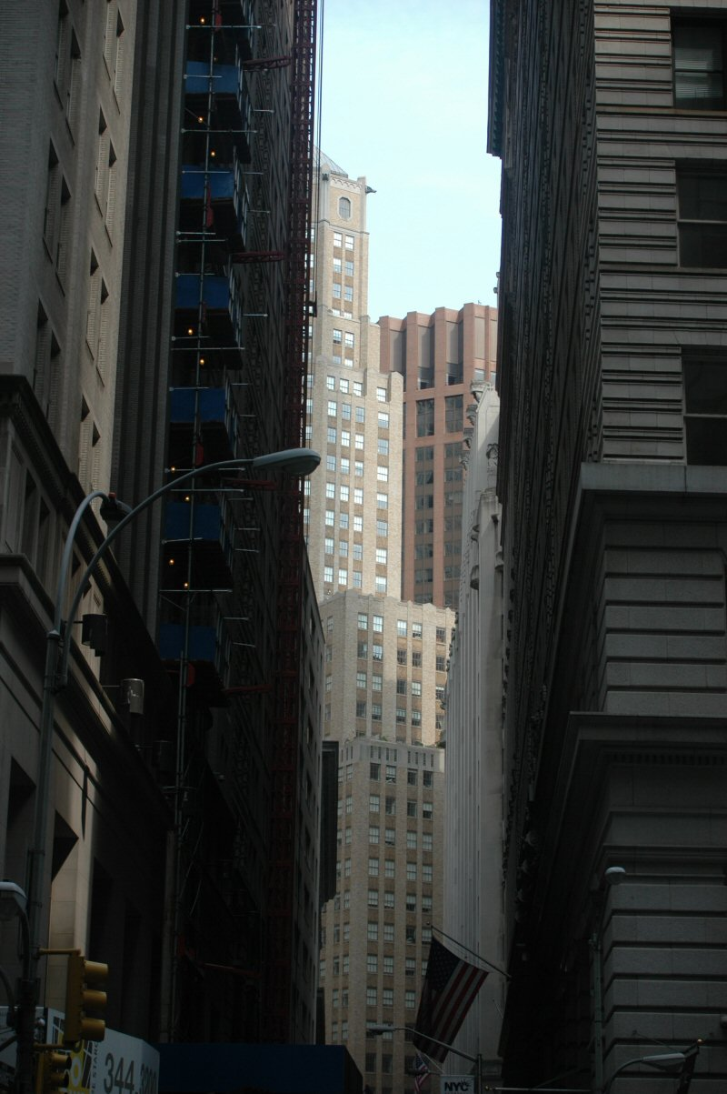 Buildings upon Buildings