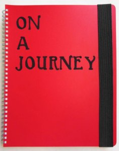On a Journey Journal by Beckons