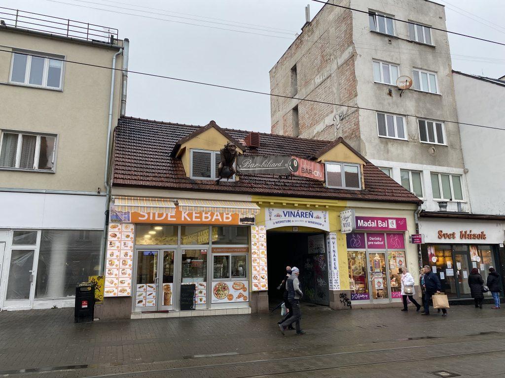 Bar On in Bratislava