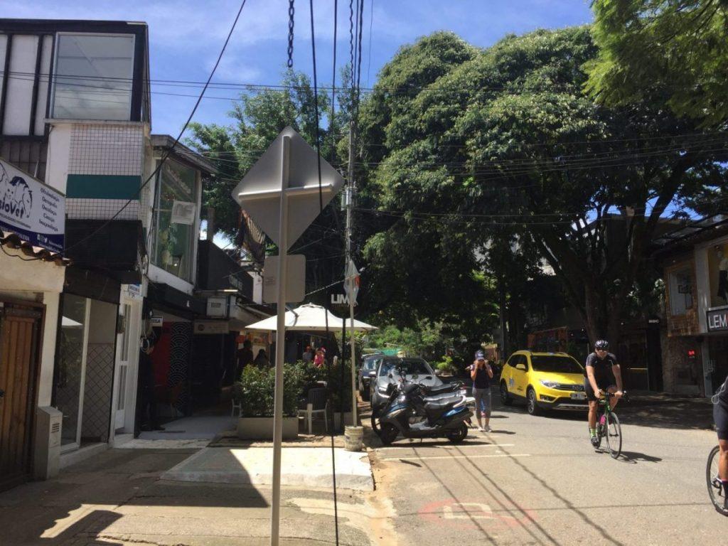 El Poblado neighbourhood