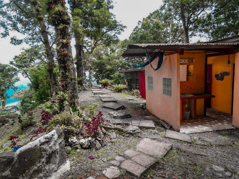 If you are spending two weeks in Panama, make sure to visit the Lost and Found Hostel