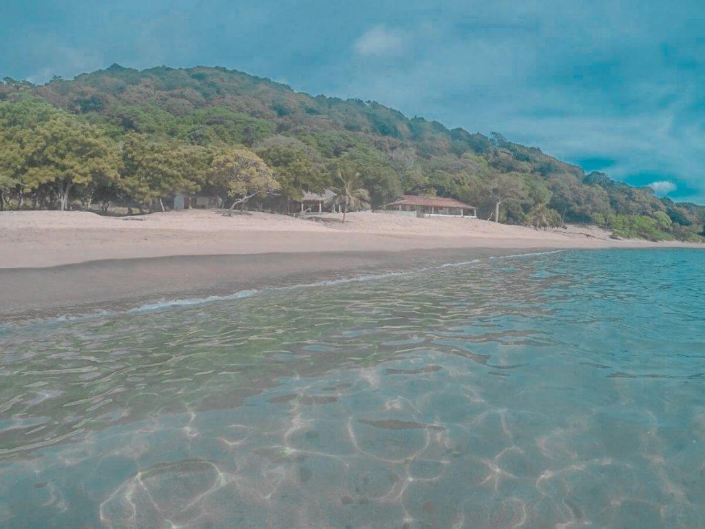 Beach in San Juan del Sur, Nicaragua