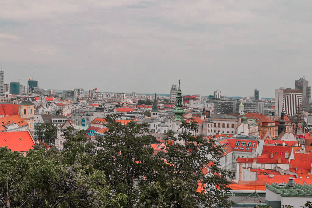 Things to do in Bratislava: go on a free walking tour
