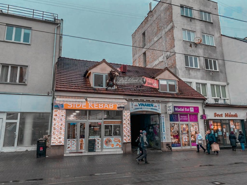 Where to go out in Bratislava: Bar On