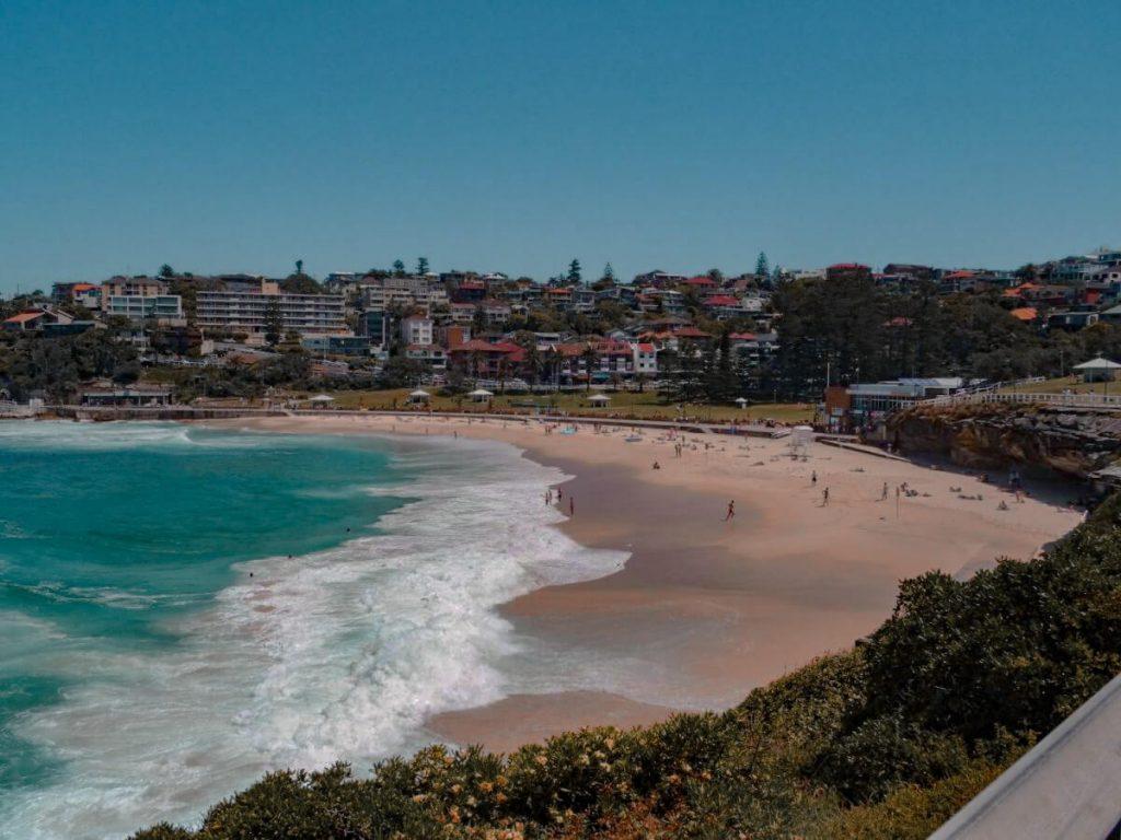 one of Sydneys beautiful beaches