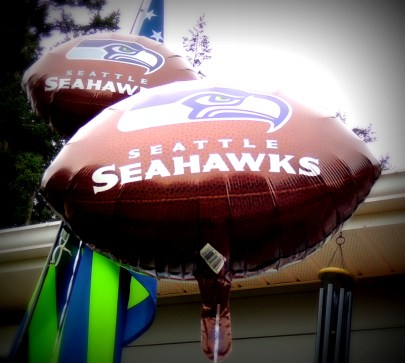....and the Seattle Seahawks won the Super Bowl!