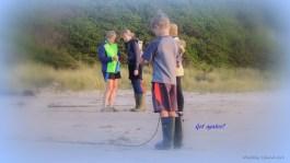 Family On The Beach 1110201409