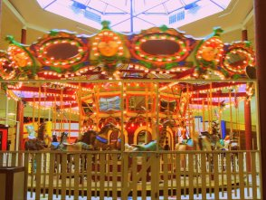 Carousel Mall! Seaside , Oregon!