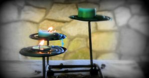 Three Candles Burning Down: Top 20% award for the day of 1/25/16...
