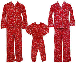 Lots of people get PJs for Christmas Eve