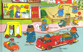Bears enjoying the 'life's little pleasure' of driving cars in trousers