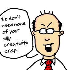 Creativity rocks!