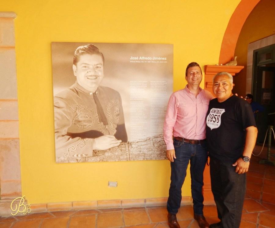 Museo Jose Alfredo Jimenez - sobrino