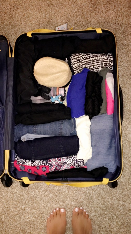 Tips for packing (1)