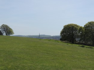 New Sarum in the distance