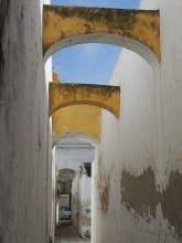Olhao alleyway