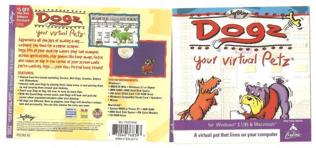 Dogz CD Sleeve