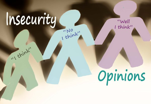 The Insecurity Of Others Opinions | Becky Hill's Blog