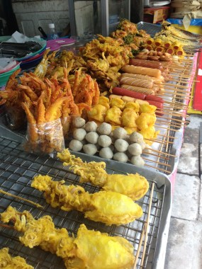 we like it fried in Ao Nang like the good ole south!