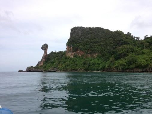 2nd stop: Chicken Island