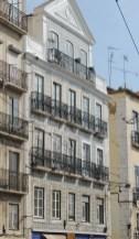 Tiled building