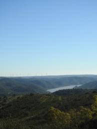 Guadiana views