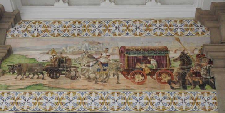 Chronological Transportation