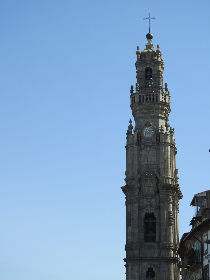 Porto's tower