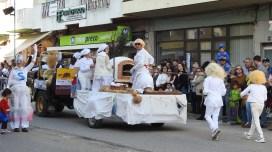 Bakers parade