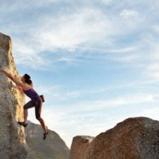 Female-Climbing