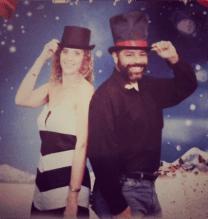James & Becky McCoys Xmas