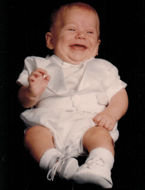 Chris Baby Pic