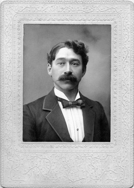 John William Friend Born 1867, Died 1942.