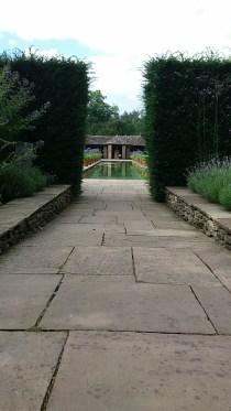 Hampton Court Gardens, England
