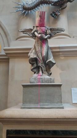 Paint-Pot Angel, Banksy