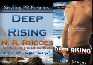 Deep Rising - N.R. Rhodes - Banner4