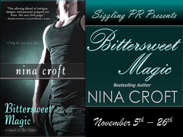 Bittersweet Magic - Nina Croft - Banner