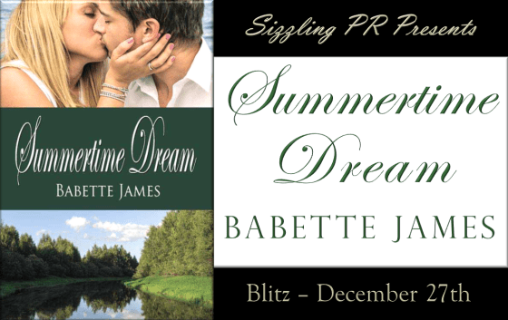 Summertime Dream - Babette James - Banner