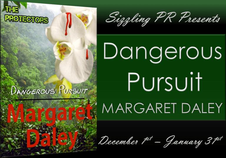 Dangerous Pursuit - Margaret Daley - Banner