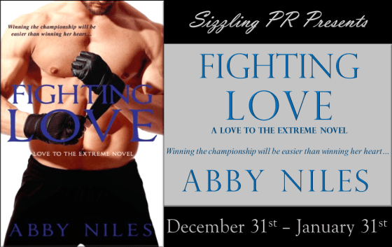 Fighting Love - Abby Niles - Banner