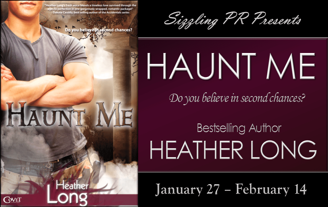 Haunt Me - Heather Long - Banner2