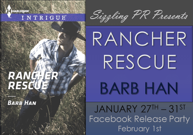 Rancher Rescue - Barb Han - Banner