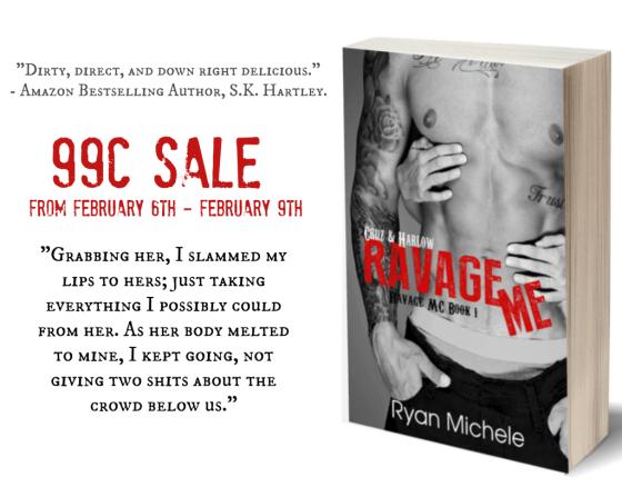 Ravage Me Sale 99