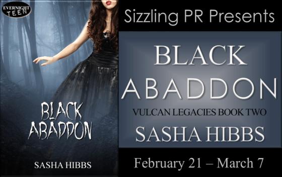 Black Abaddon - Sasha Hibbs