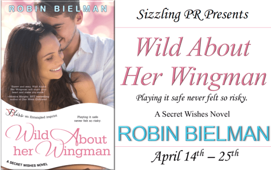 Wild About Her Wingman - Banner