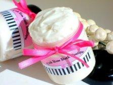 Handmade body butter by PinkBowBathBotique!