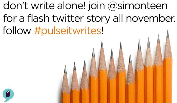 #pulseitwrites