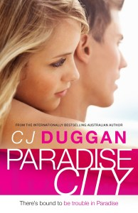 Paradise City Ebook Cover