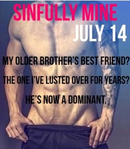 Sinfully Mine _ brother's friend teaser