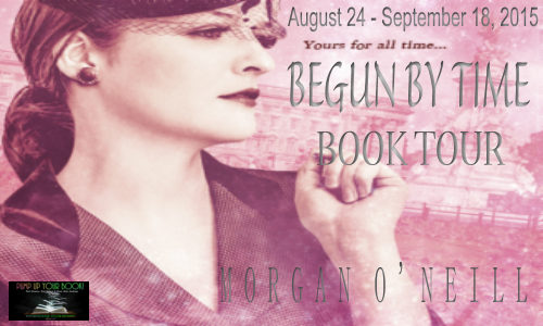 Begun by Time Book Banner 2